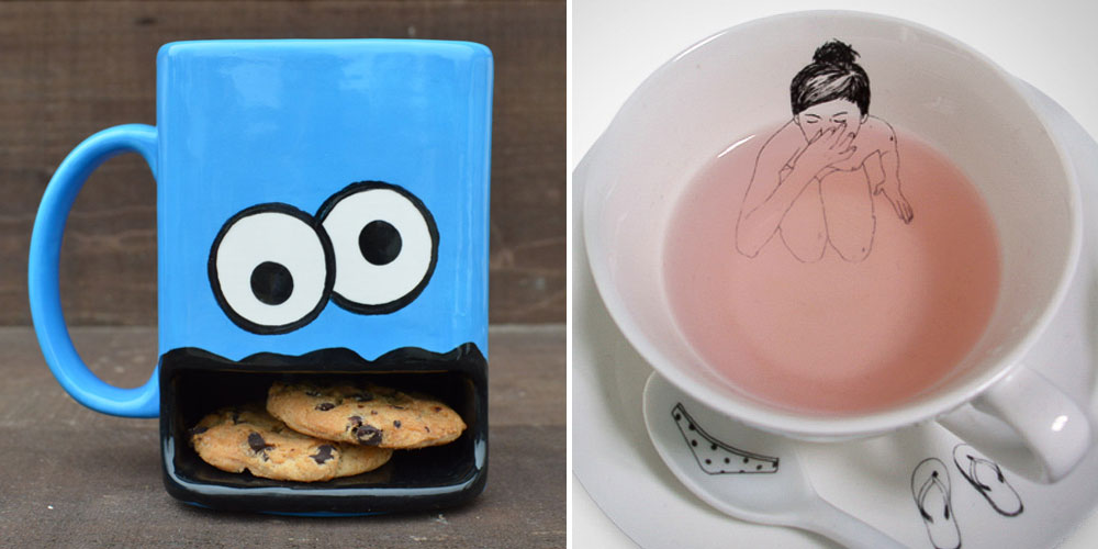 24 Cool And Creative Cup Designs That Will Make Your Drink Taste Better Demilked
