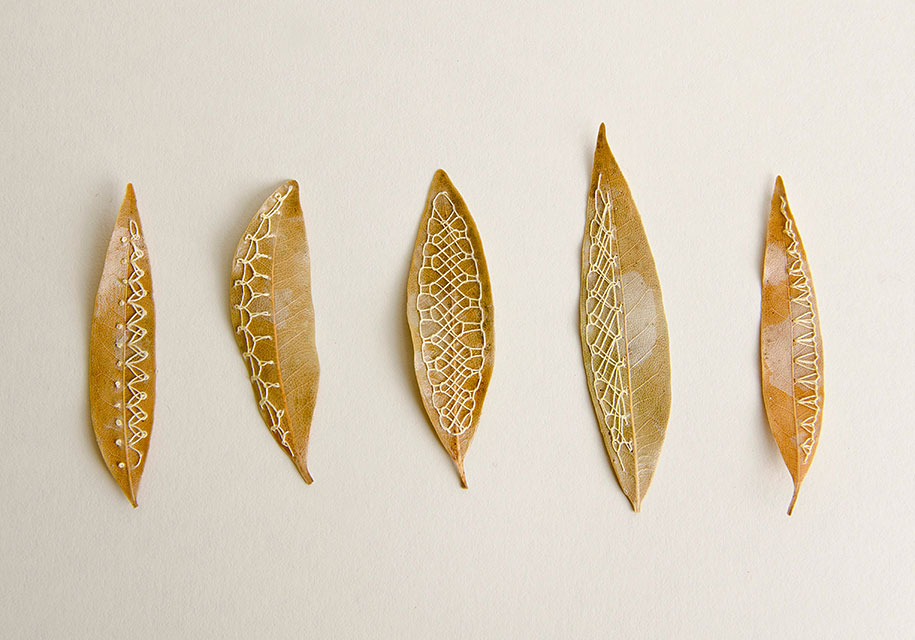 embroidery-art-stitched-leaves-hillary-fayle-7