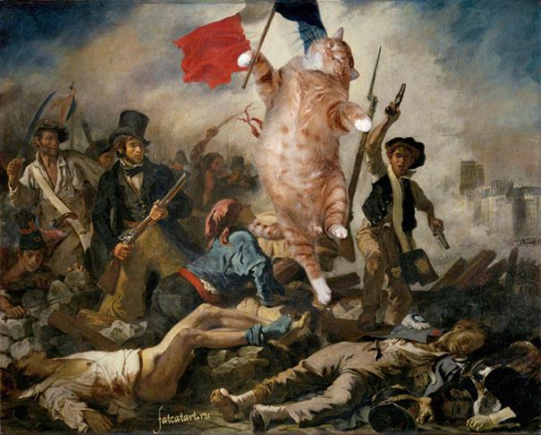 fat-cat-zarathustra-classical-paintings-svetlana-petrova-10