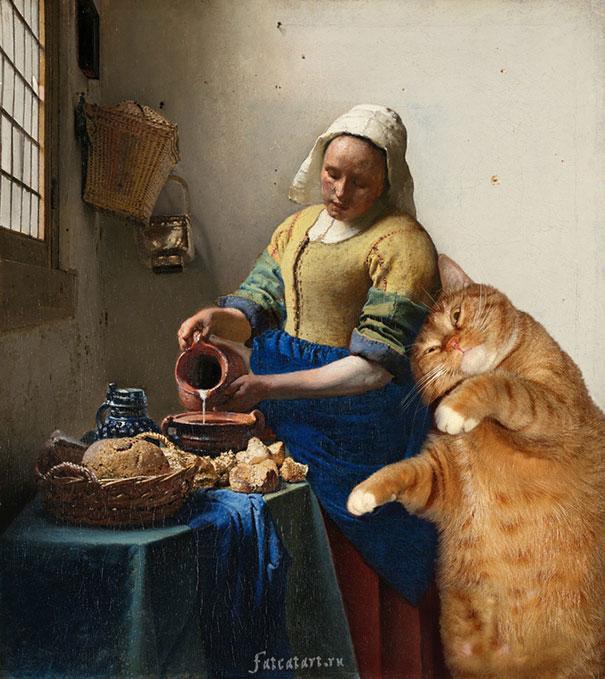fat-cat-zarathustra-classical-paintings-svetlana-petrova-3