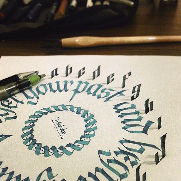 beautiful-3d-calligraphy-tolga-girgin-1