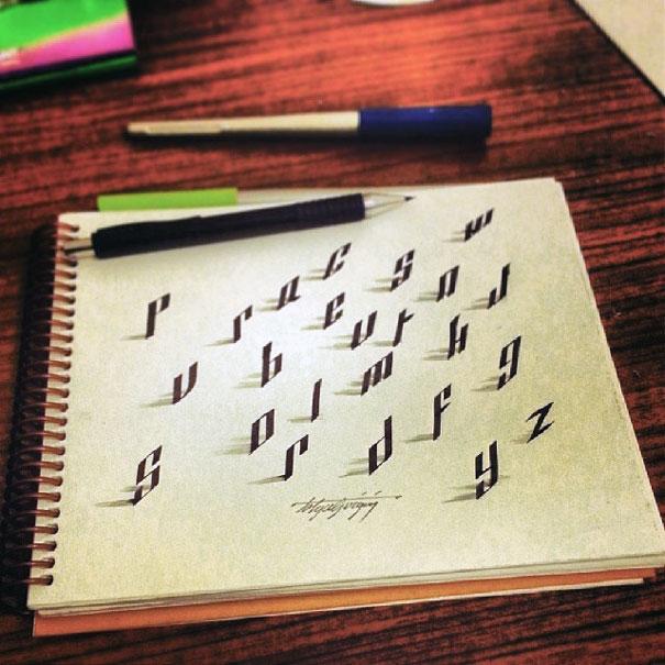 beautiful-3d-calligraphy-tolga-girgin-6