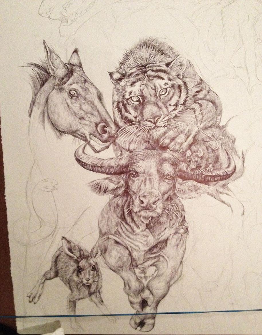 chinese-zodiac-animals-giant-drawing-casterlyrock-savannah-burgess-19