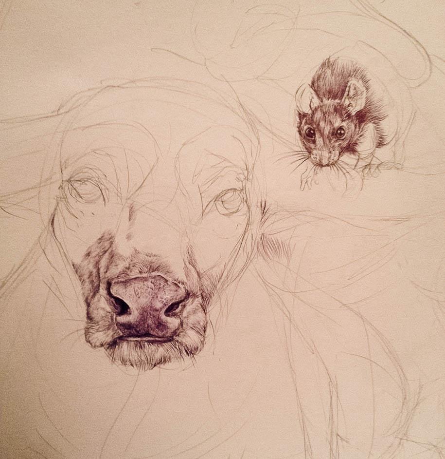 chinese-zodiac-animals-giant-drawing-casterlyrock-savannah-burgess-1c