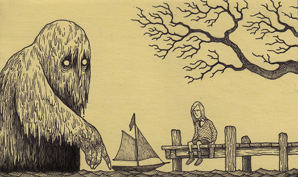 creepy-childhood-monsters-sticky-notes-don-kenn-22