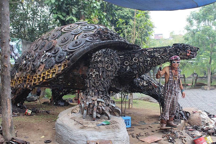 giant-turtle-steampunk-metal-trash-art-ono-gaf-4
