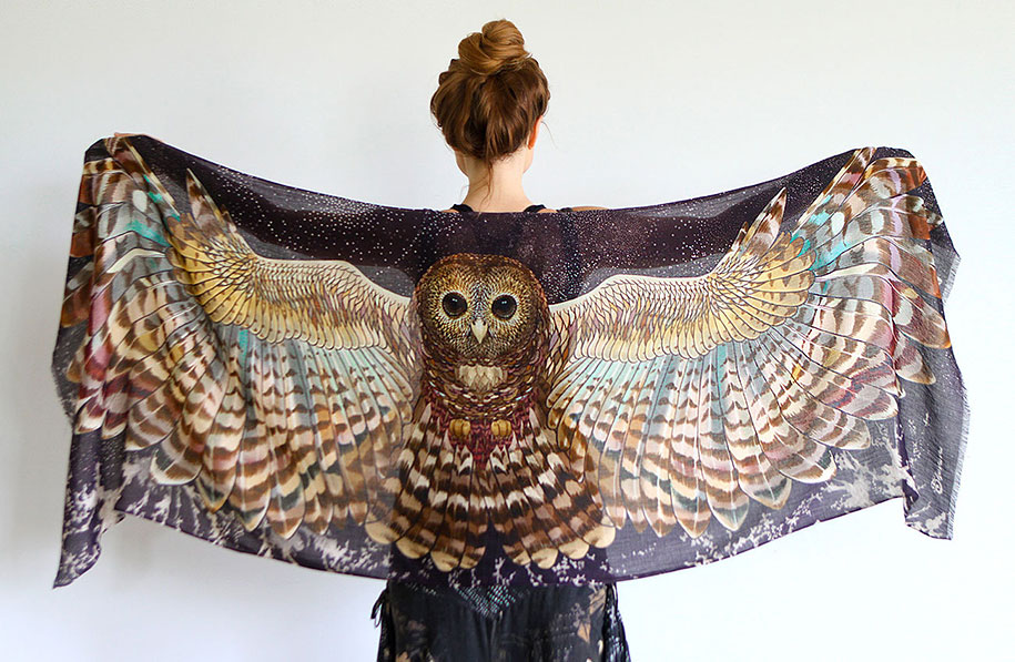 handmade-birds-wings-feather-scarves-shovava-8