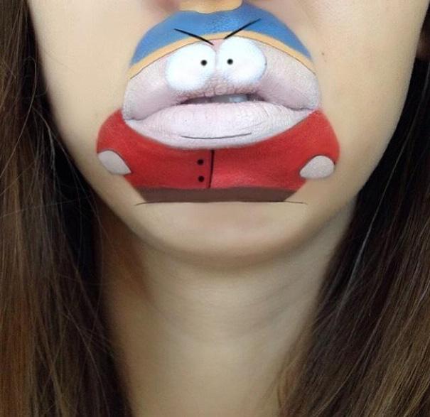 makeup-art-lips-cartoon-character-illustrations-laura-jenkinson-10