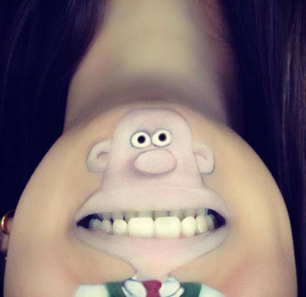 makeup-art-lips-cartoon-character-illustrations-laura-jenkinson-12