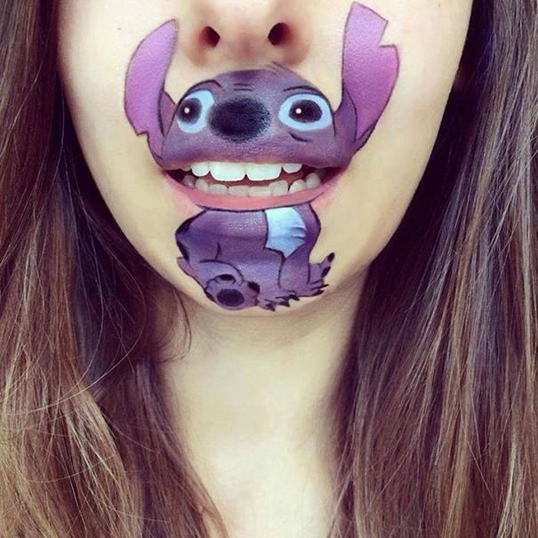 makeup-art-lips-cartoon-character-illustrations-laura-jenkinson-13