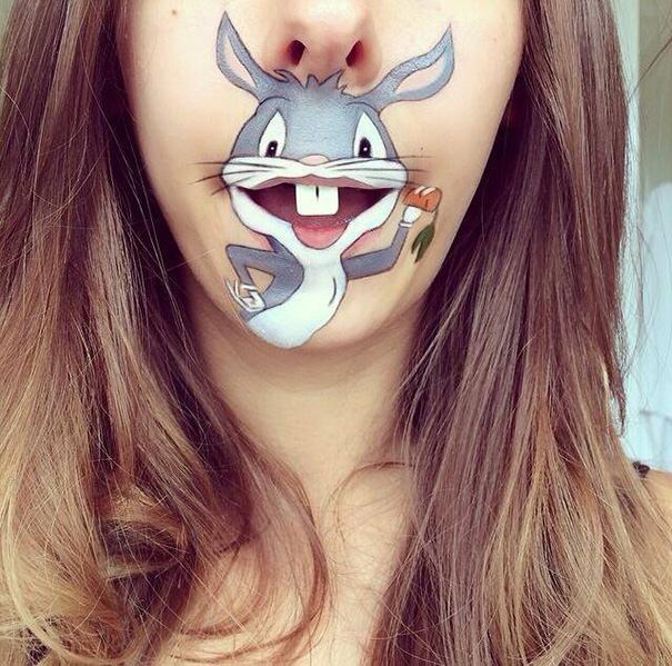 makeup-art-lips-cartoon-character-illustrations-laura-jenkinson-15