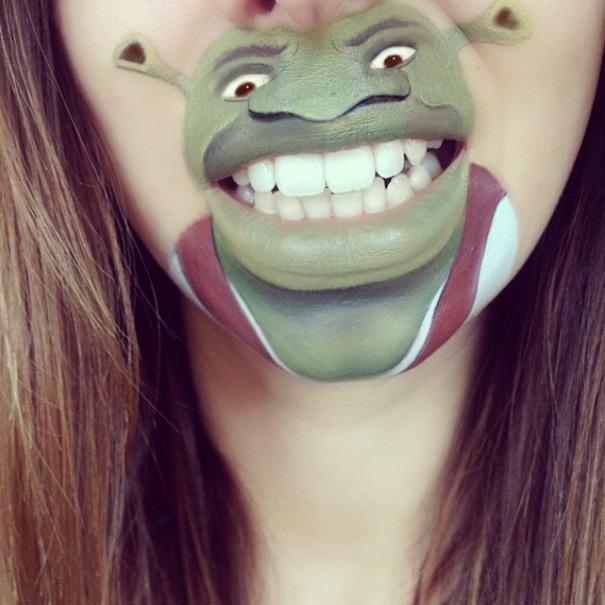 makeup-art-lips-cartoon-character-illustrations-laura-jenkinson-19