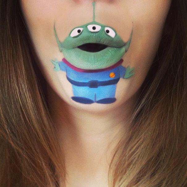 makeup-art-lips-cartoon-character-illustrations-laura-jenkinson-23