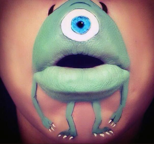 makeup-art-lips-cartoon-character-illustrations-laura-jenkinson-25