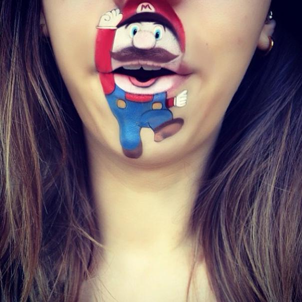 makeup-art-lips-cartoon-character-illustrations-laura-jenkinson-28
