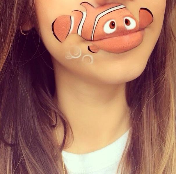 makeup-art-lips-cartoon-character-illustrations-laura-jenkinson-4