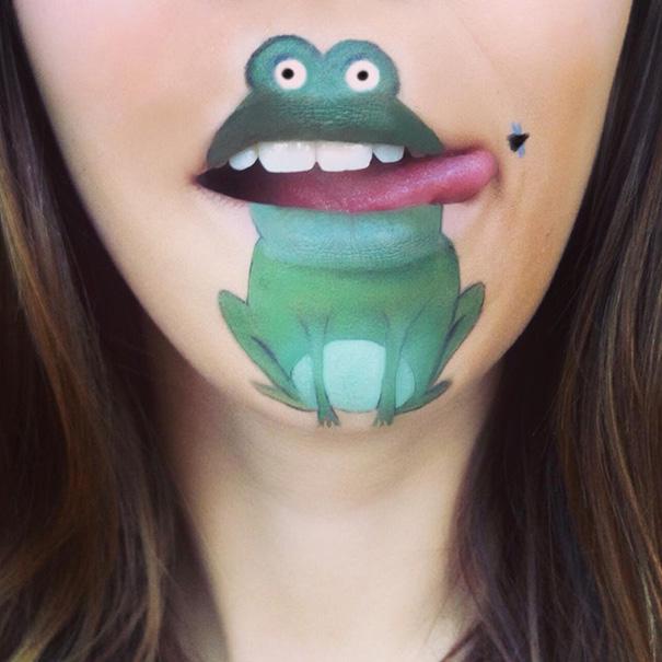 makeup-art-lips-cartoon-character-illustrations-laura-jenkinson-8