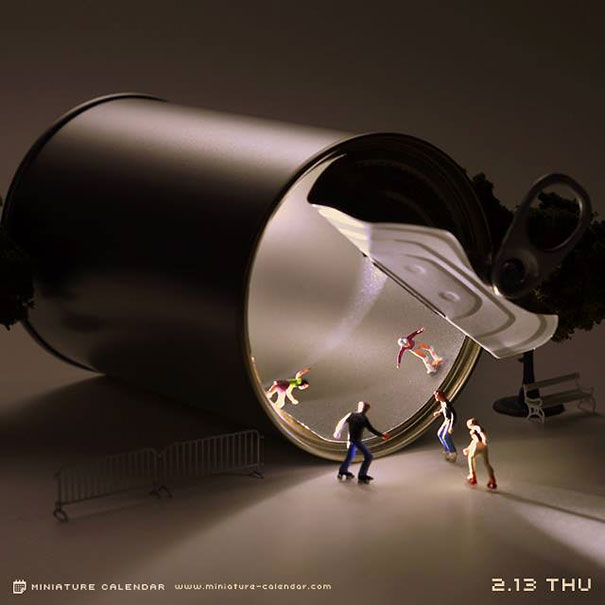 miniature-calendar-diorama-art-tanaka-tatsuya-23