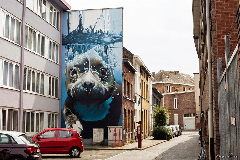 underwater-dog-mural-belgium-bart-smeets-smates-2