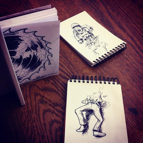 cartoonbombing-doodle-art-interactive-illustrations-troqman-48