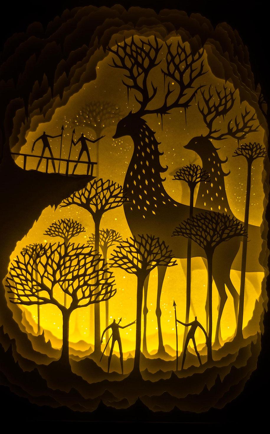 hari-deepti-backlit-paper-sculptures-shadow-art-16