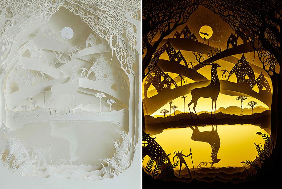hari-deepti-backlit-paper-sculptures-shadow-art-7