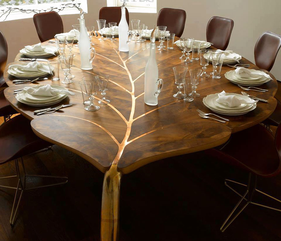18 Of The Most Brilliant Modern Table Designs Demilked