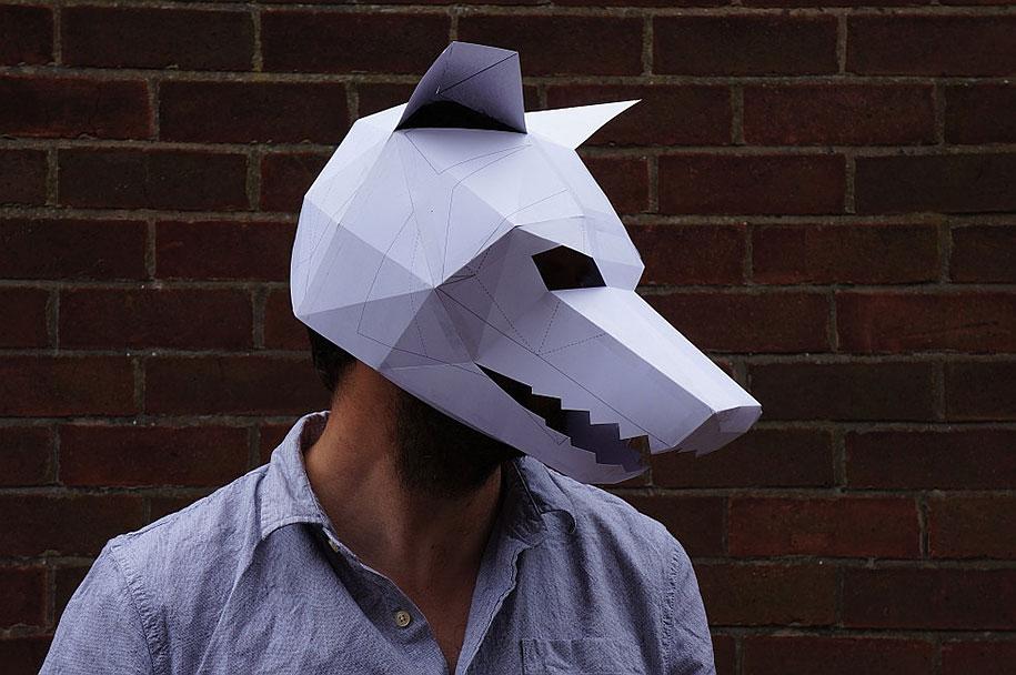 3d-geometrical-halloween-masks-steve-wintercroft-7