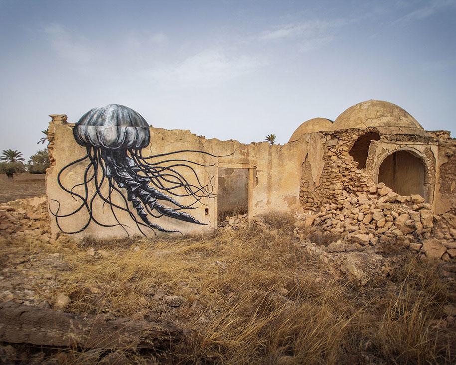 er-riadh-village-street-art-djerbahood-tunisia-41