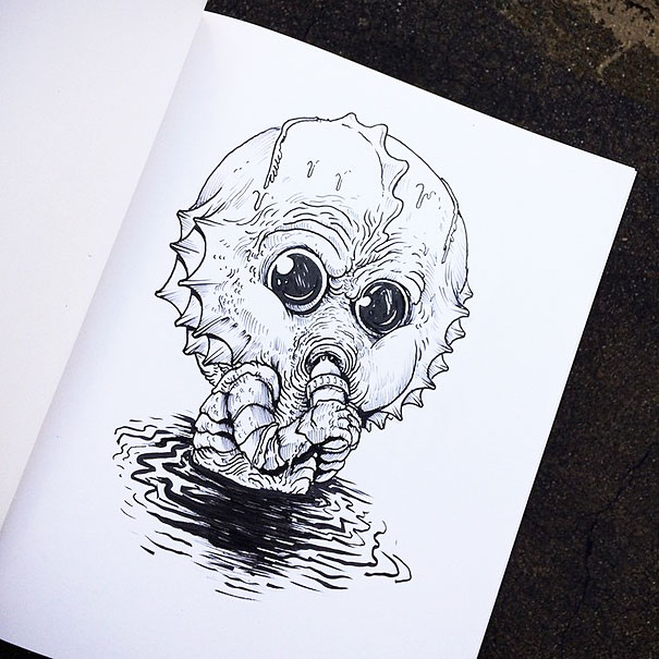 baby-terrors-iconic-horror-characters-illustrations-alex-solis-10