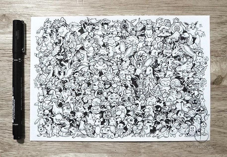 detailed-pen-drawings-kerby-rosanes-15