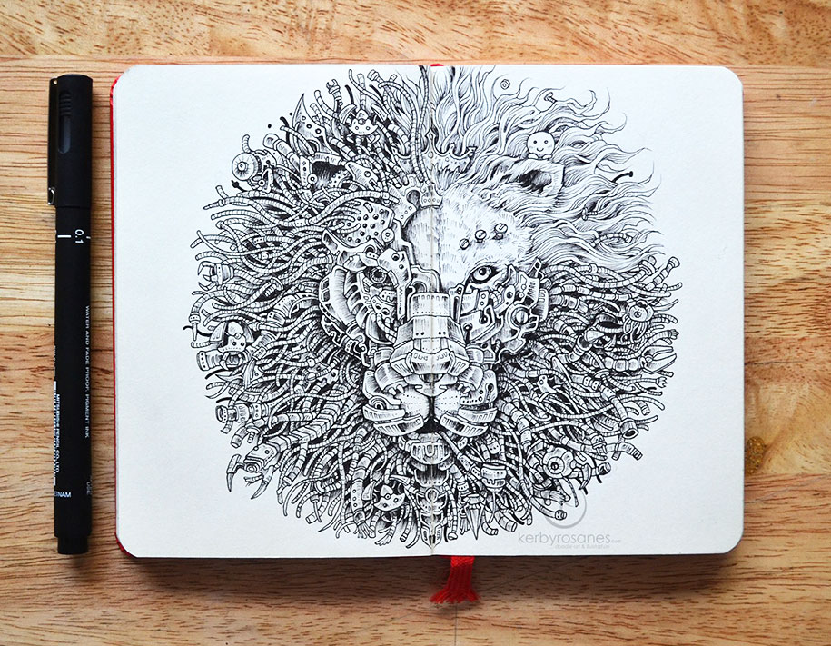 detailed-pen-drawings-kerby-rosanes-4