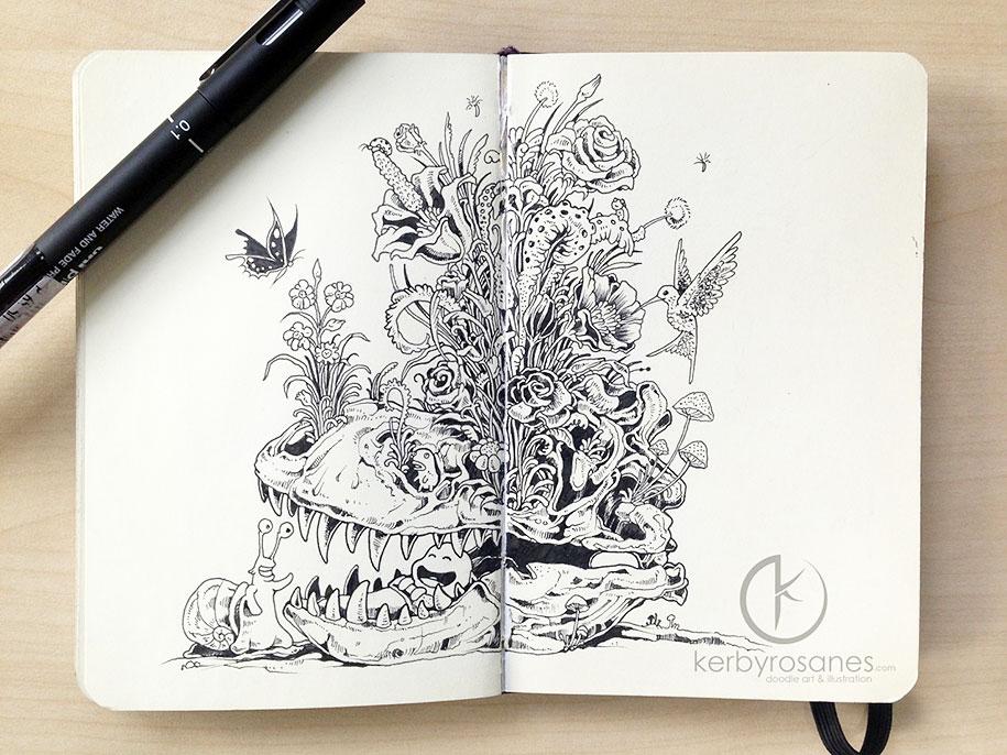 detailed-pen-drawings-kerby-rosanes-5