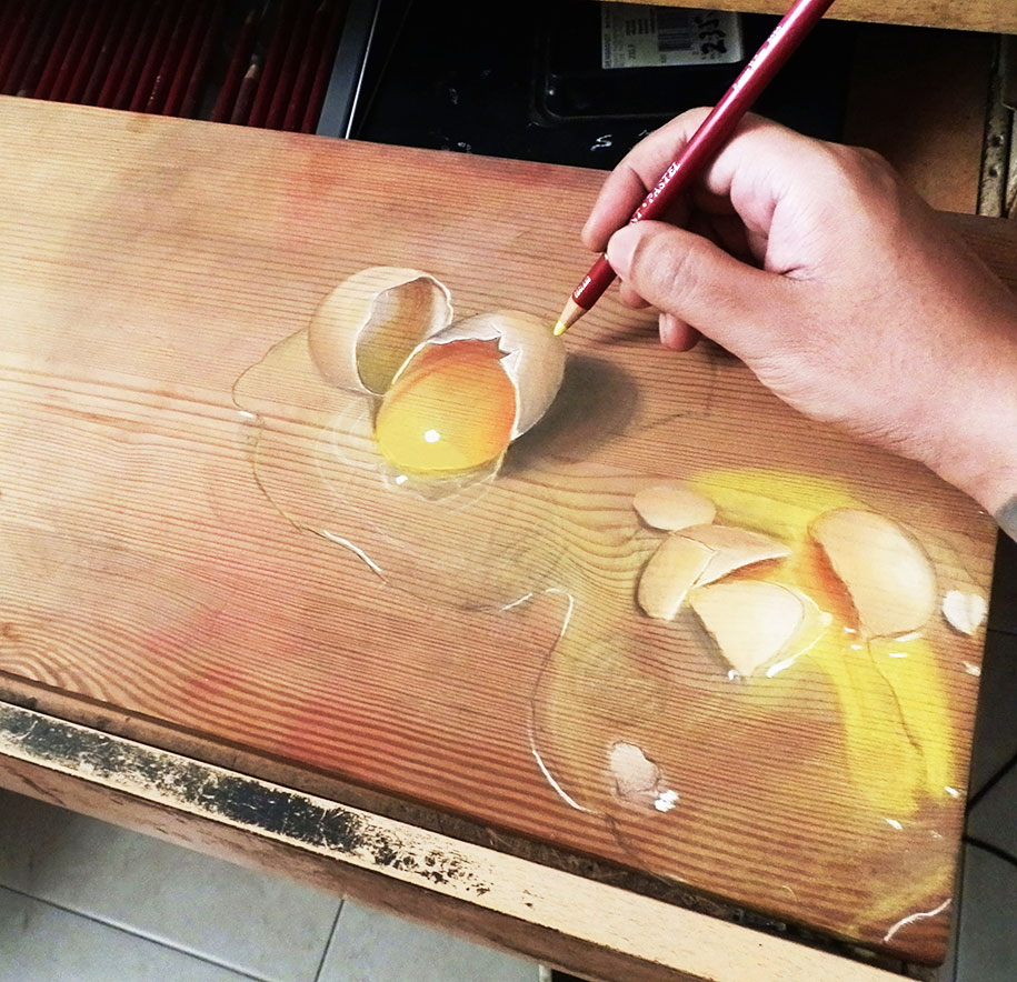 photorealism-drawing-wood-ivan-hoo-15