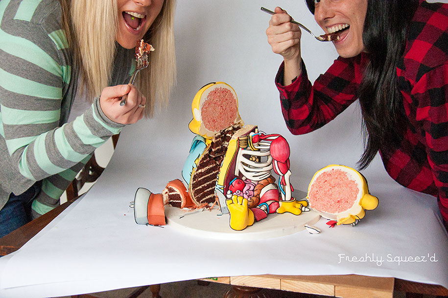 ralph-wiggum-the-simpsons-cutout-cake-kylie-mangles-freshly-squeezd-20