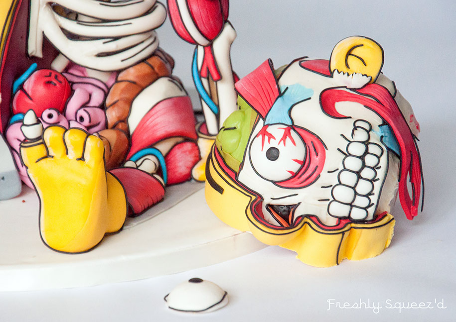 ralph-wiggum-the-simpsons-cutout-cake-kylie-mangles-freshly-squeezd-21