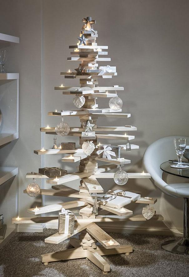 diy-chirstmas-tree-designs-recycling-holidays-13