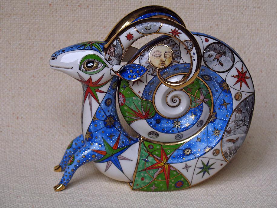 porcelain-sculptures-fantasy-animals-anya-stasenko-slava-leontyev-22