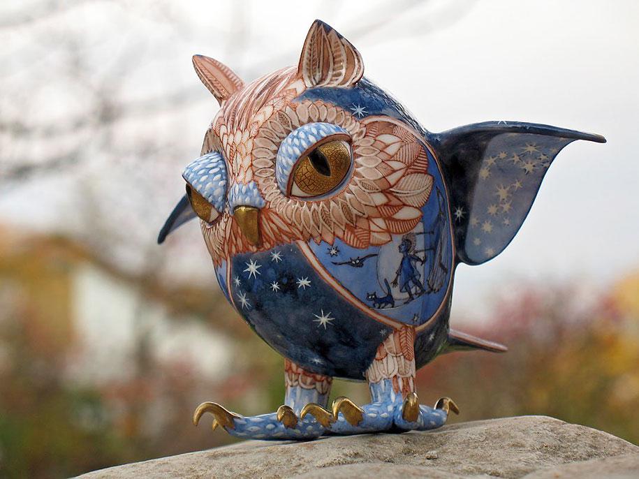 porcelain-sculptures-fantasy-animals-anya-stasenko-slava-leontyev-7