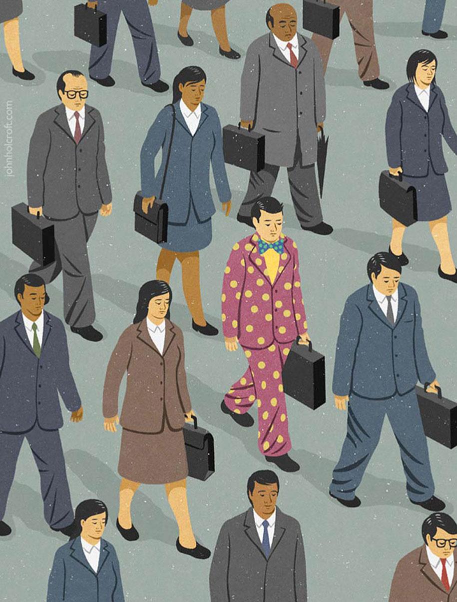 satiric-illustrations-retro-ads-style-john-holcroft-1