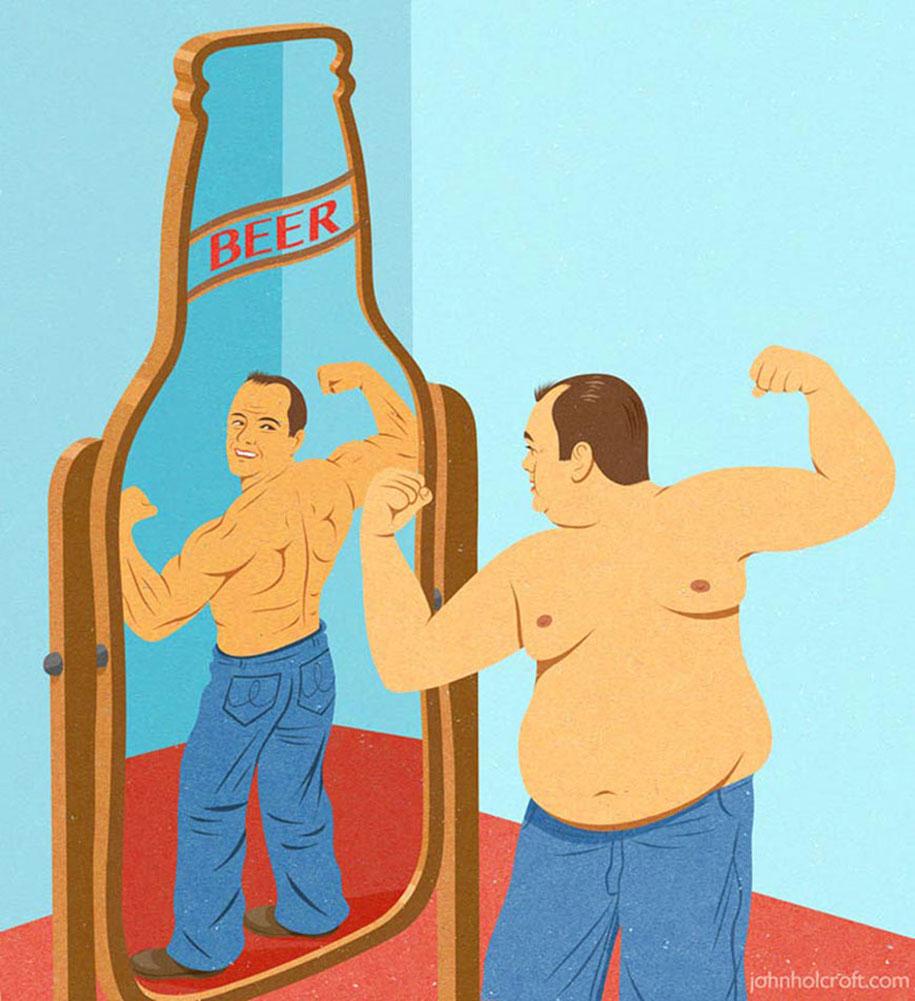 satiric-illustrations-retro-ads-style-john-holcroft-7