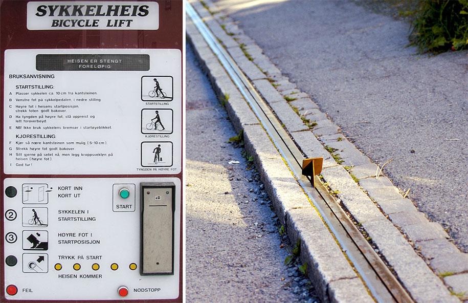 trampe-city-bike-escalator-cyclocable-trondheim-norway-3