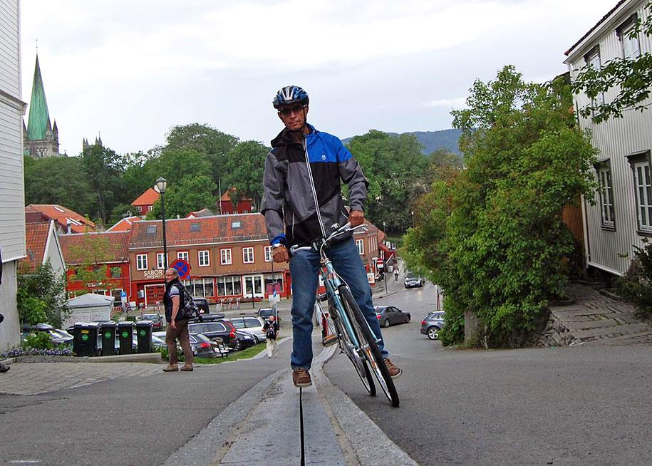 trampe-city-bike-escalator-cyclocable-trondheim-norway-5
