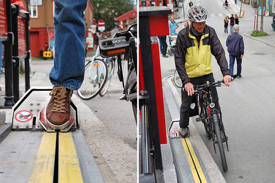 trampe-city-bike-escalator-cyclocable-trondheim-norway-8