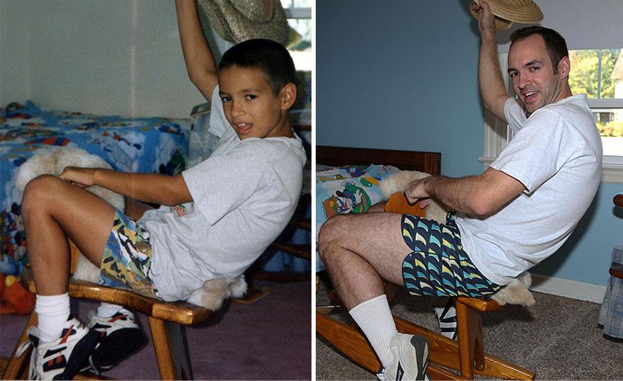 brothers-childhood-photo-recreation-christmas-calendar-gift-2
