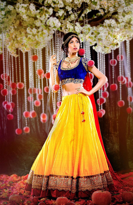 disney-princess-bride-india-wedding-photography-amrit-grewal-1