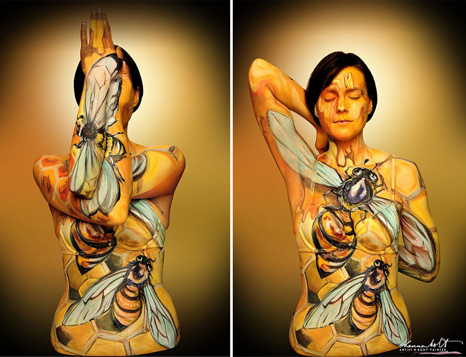 florida-wildlife-series-body-paintings-shannon-holt-20