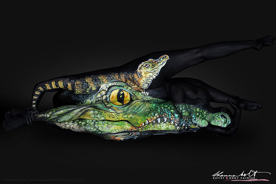 florida-wildlife-series-body-paintings-shannon-holt-21