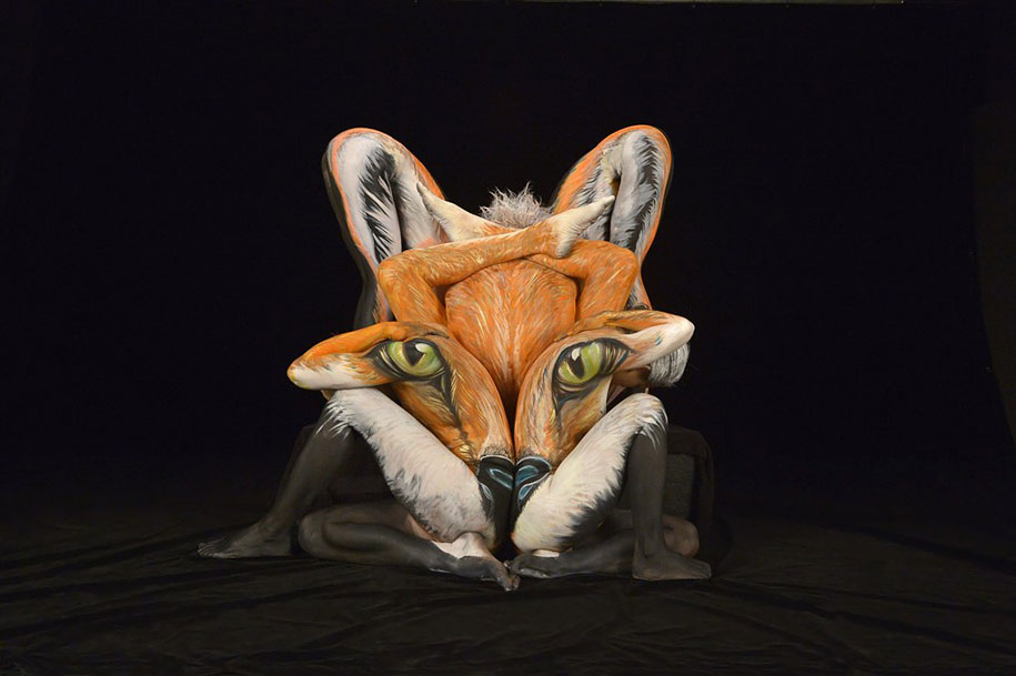 florida-wildlife-series-body-paintings-shannon-holt-22