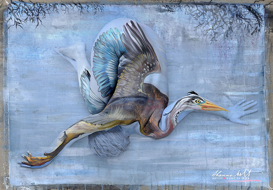 florida-wildlife-series-body-paintings-shannon-holt-25